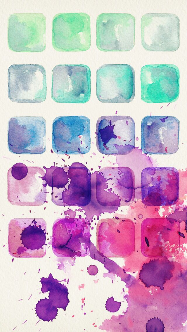 /D4U/ Shelf ★ Find more watercolor #iPhone + #Android #Wallpapers at iPhone Wa...
