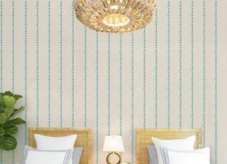 Gray Malin x Mitchell Black Wallpaper