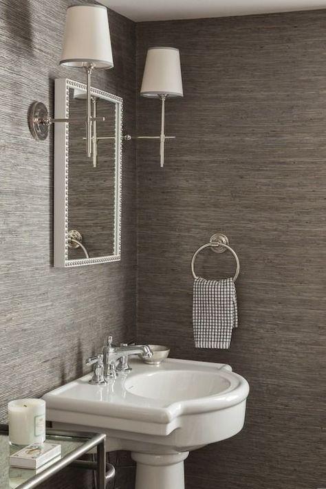 splashproof vinyl wallpaper for bathrooms and kitchens. durable wallpaper. Brisb...