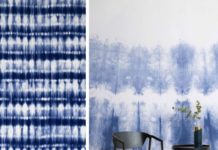 Taking inspiration from the ancient Japanese art of Shibori, a technique that in...