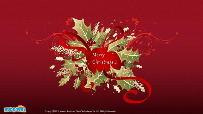 #ChristmasHollies - Download this #Christmaswallpaper for kids, absolutely free....