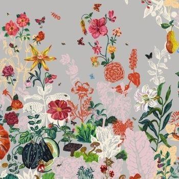 Scenic Wallpaper /// Jardin Gris