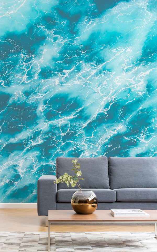 Let all your troubles drift away in the sea with our Caspian Photographic Ocean ...