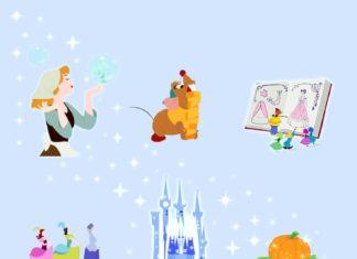 Cendrillon – fond d'écrans Disney – Crecre - Cinderella - disney - wallpa...