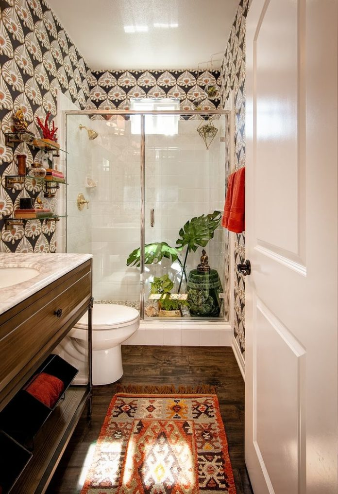 » bohemian life » boho home design + decor » nontraditional living » element...