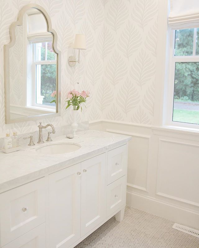 Bathroom Wallpapers Inspiration Jslifeandstyle Powder
