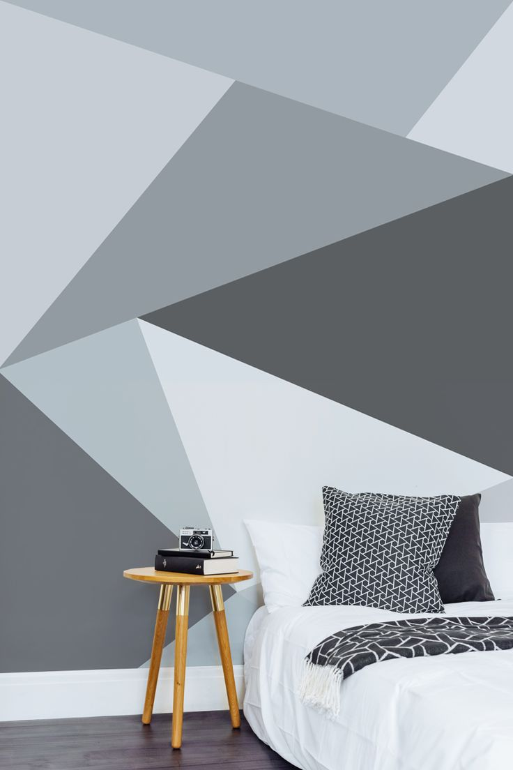 Bedroom Wallpaper Ideas A Modern Twist On A Monochrome Themed
