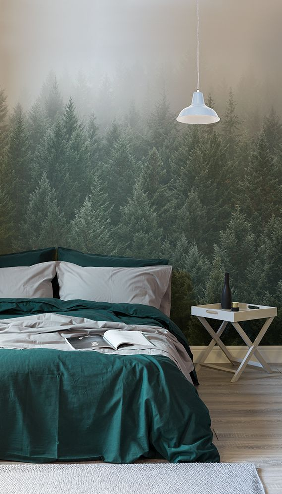 Gentil Just In Time For Winter, These Moody Forest Wallpapers Are Perfect For  Bringing .