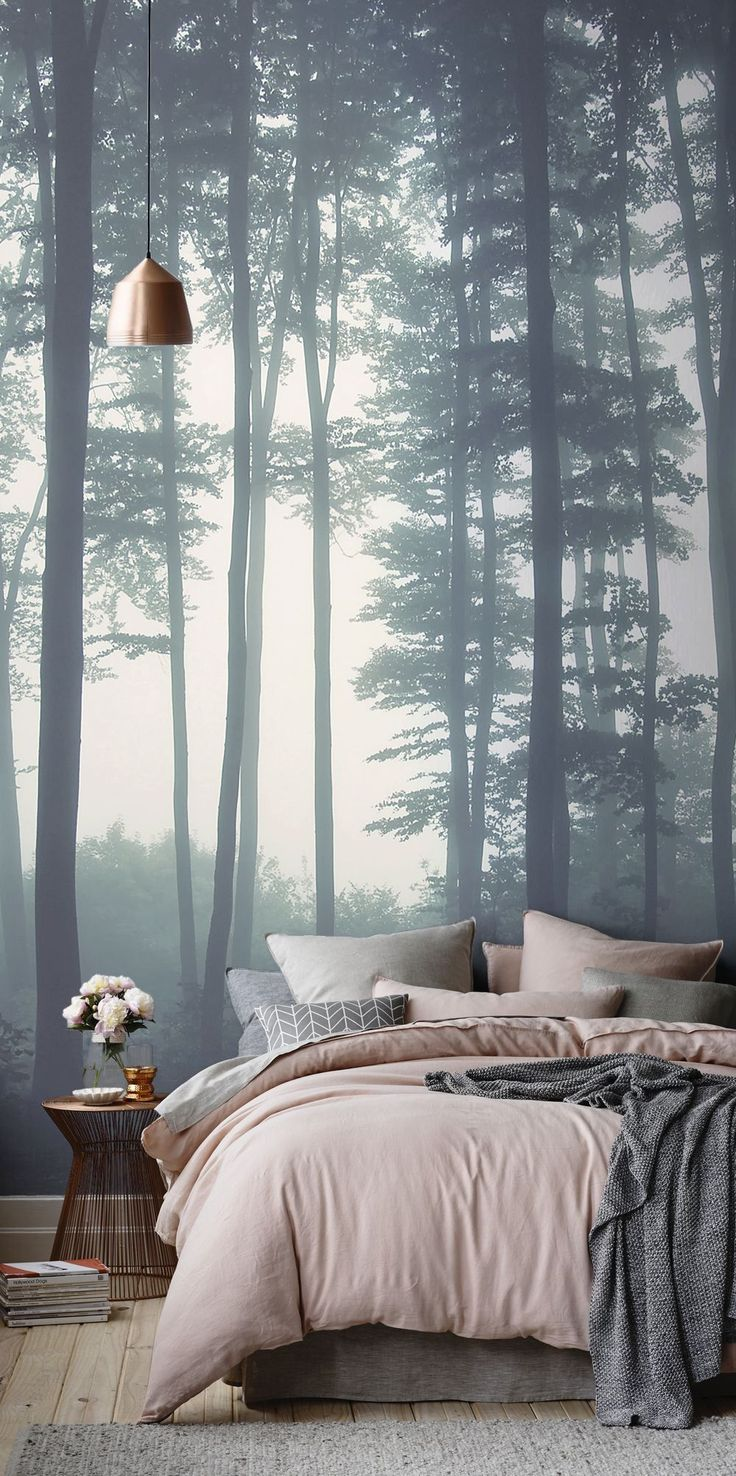 Take A Look At These Amazing Large Scale Wallpapers Add Drama And Depth To Your