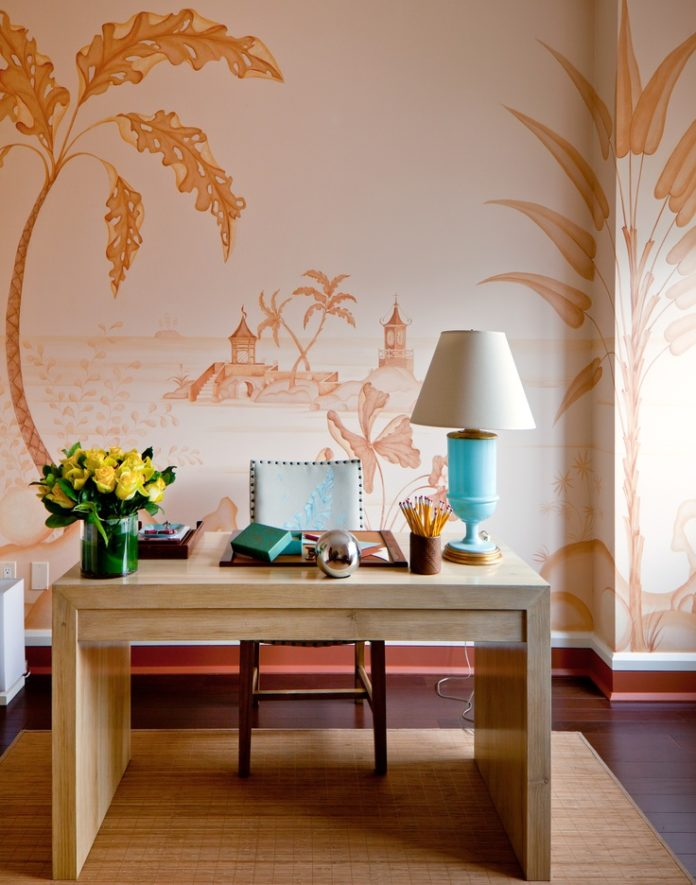 Chuck Fischer Studio, Kips Bay Showhouse 2012
