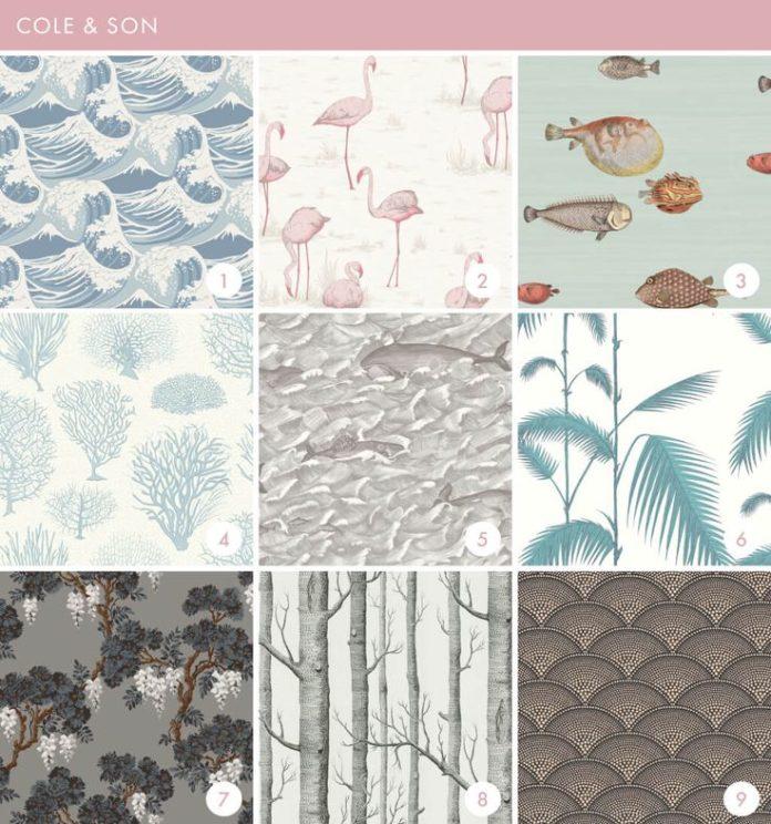 Emily Henderson Online Wallpaper Roundup Cole Sons1