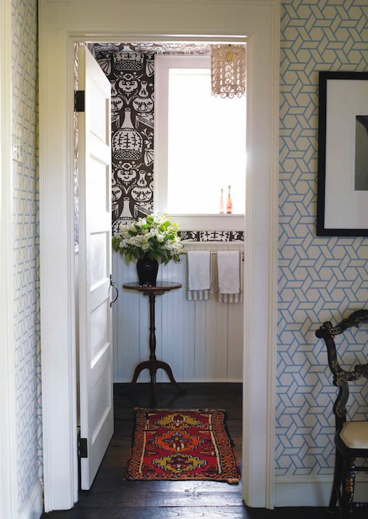 mixing patterns brilliantly