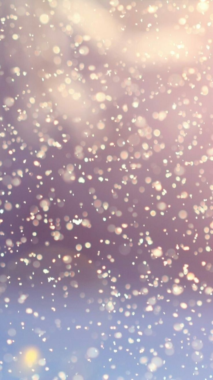 Beautiful Snowflakes Merry Christmas Snowing IPhone Wallpapers Bokeh Tap To S