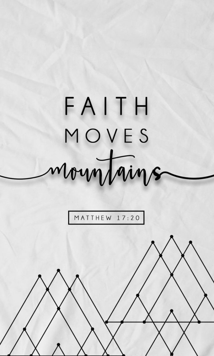 Iphone Wallpaper Faith Moves Mountains FREE IPhone Wallpapers From Prone To Wander Inspiring Q