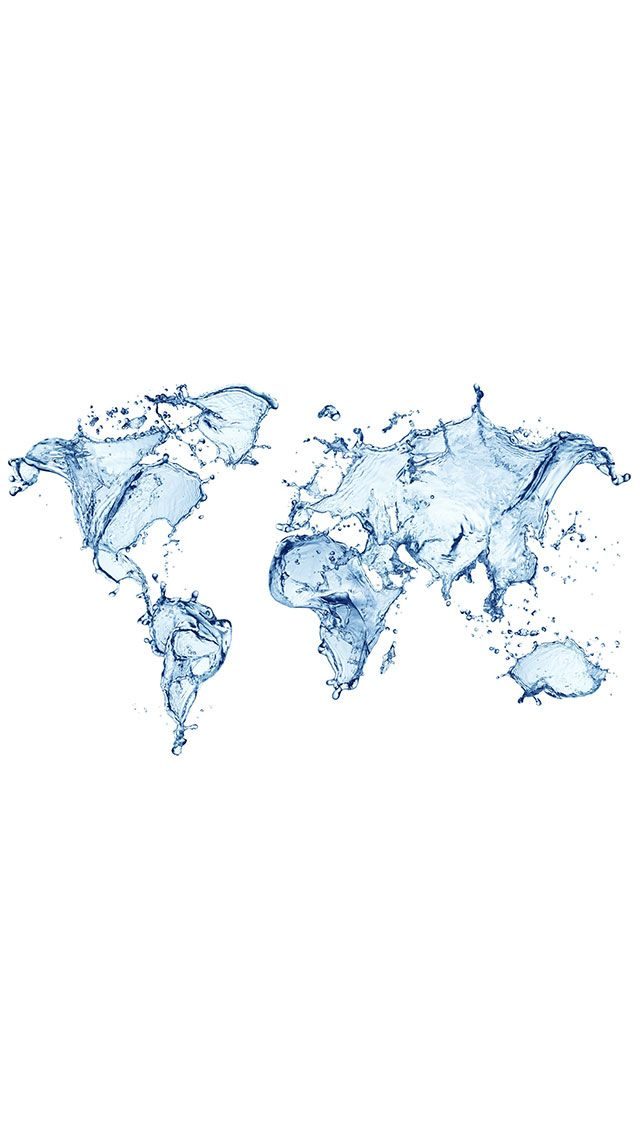 Iphone wallpaper water world map wallpaper for iphone and water world map wallpaper for iphone and android at wallzapp gumiabroncs Gallery
