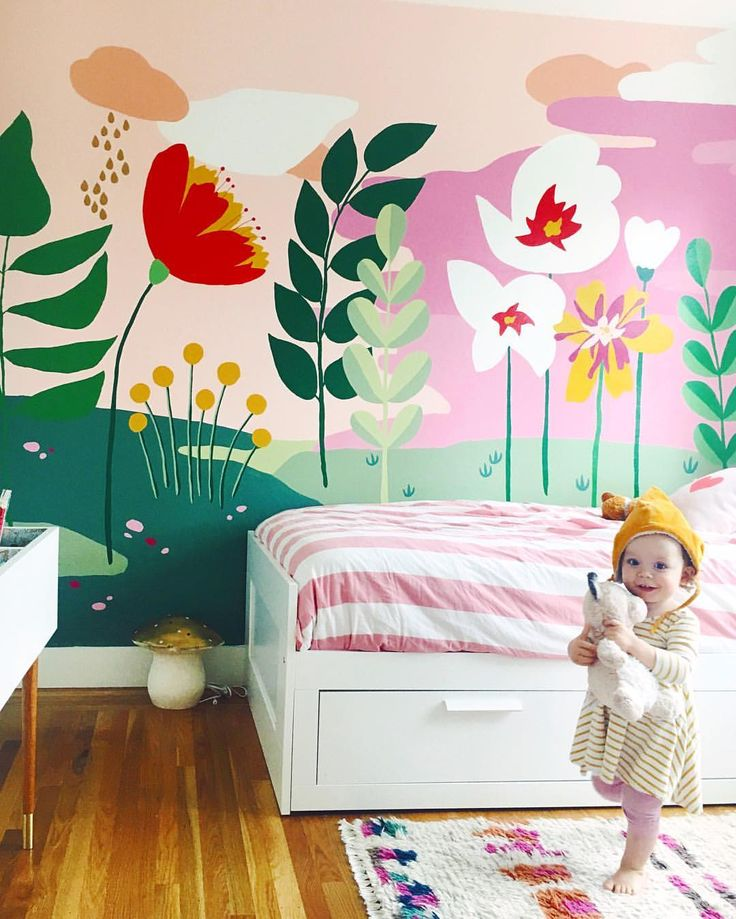 Kids Bedroom Wallpaper Ideas 798 Likes 129 Comments