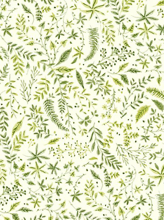 Foliage Pattern - Vikki Chu