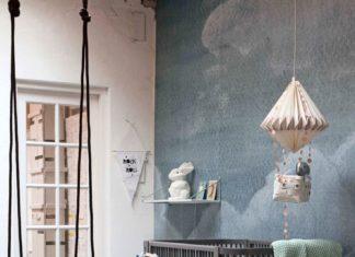 Schommel In Kinderkamer : Bedroom archives page of wallpaperart leading high