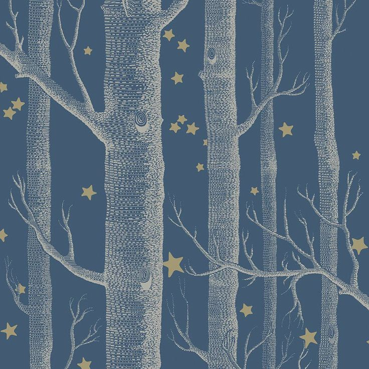 Woods Stars Wallpaper 103 11052 From Cole And Son