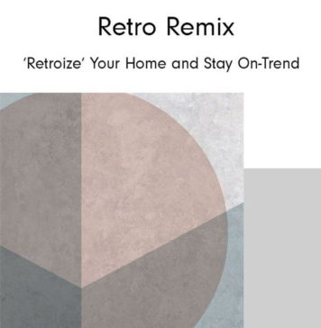 Retro Remix is a seventies inspired style currently taking centre stage in the i...
