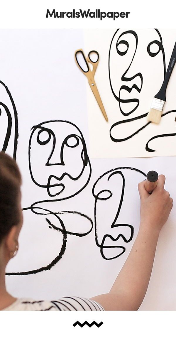 Continuous line drawing is an art that has been about for some time. One of the ...