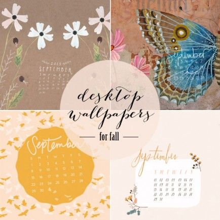 10 Free Desktop Wallpapers for Fall