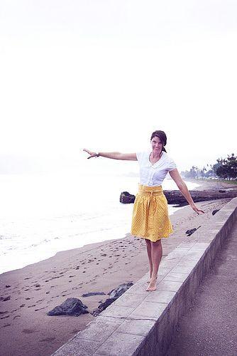 DIY skirt. Love | beautifulskirts.b...