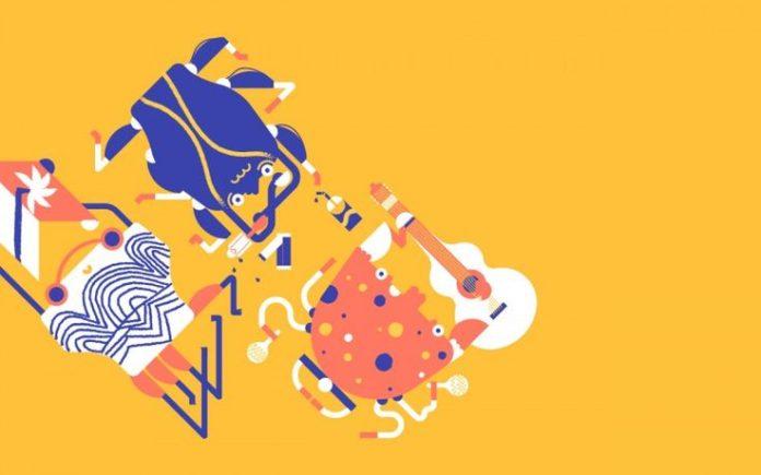 The Desktop Wallpaper Project featuring Sarah Vanbelle / thefoxisblack