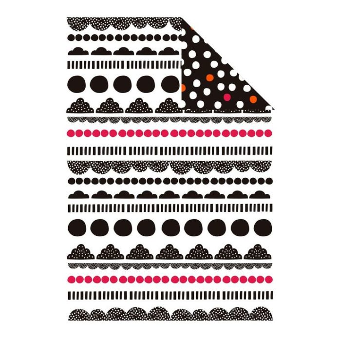 This gorgeous Wrapping Paper is a great finishing touch to any gift. Team with s...