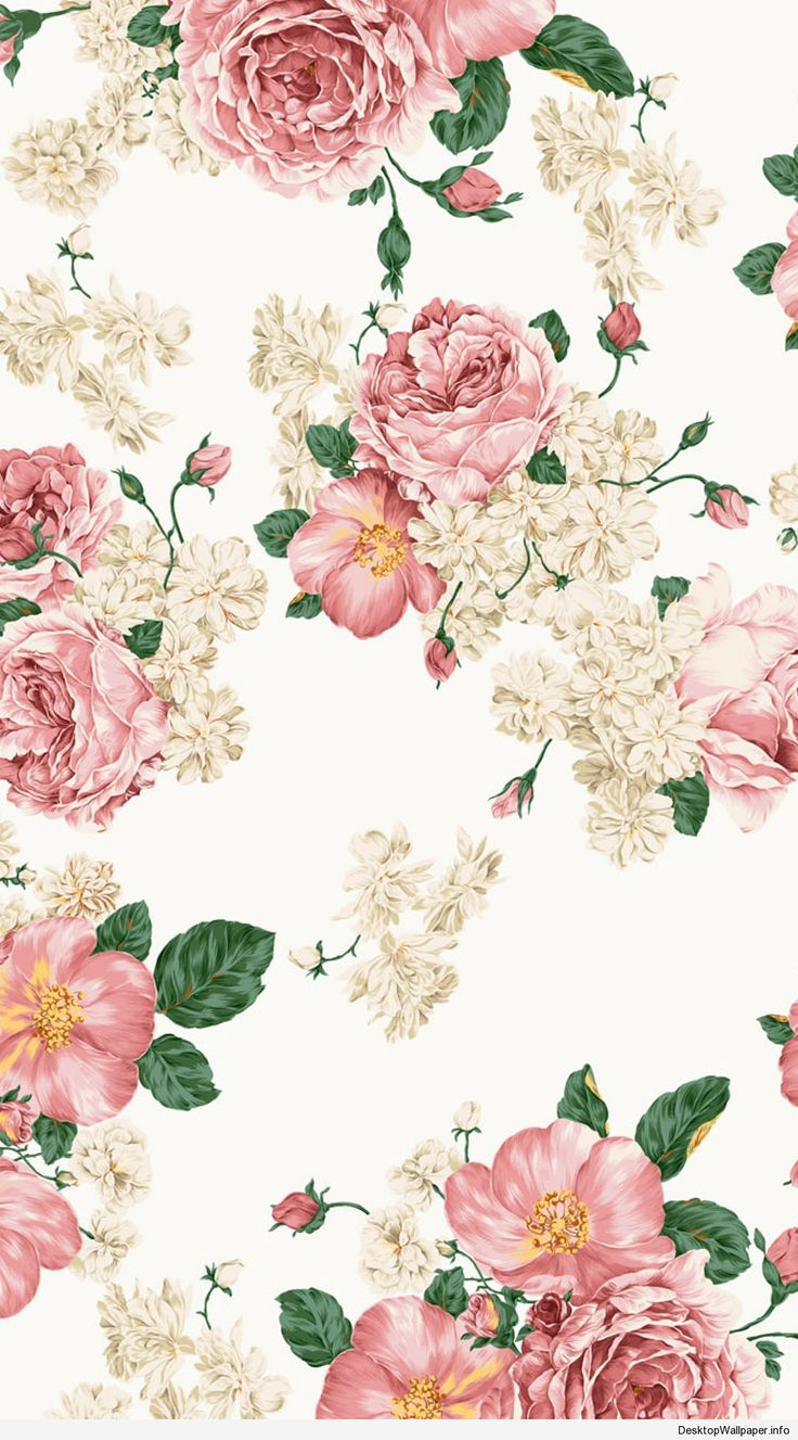 Floral Wallpaper For Iphone 6