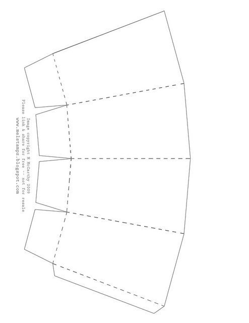 printable popcorn box template ... these are just so good for gift giving, espec...