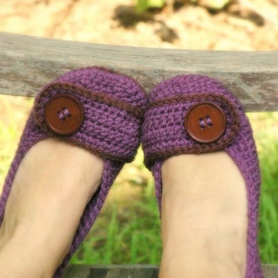 slipper crochet | stuffedanimals243...