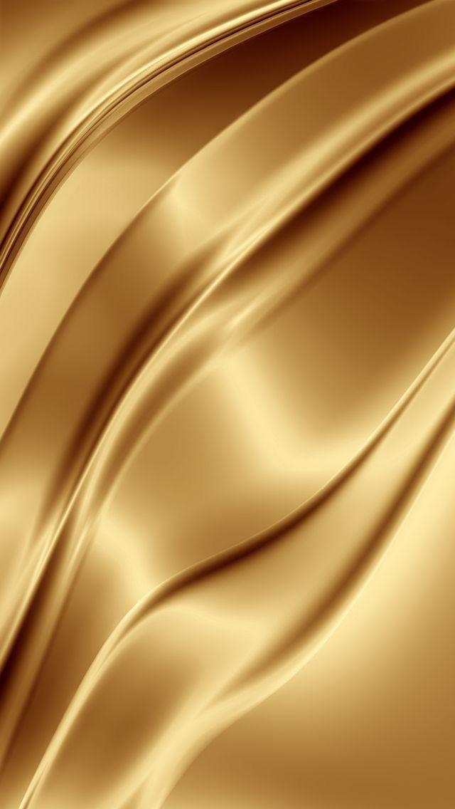 Wallpaper iPhone gold