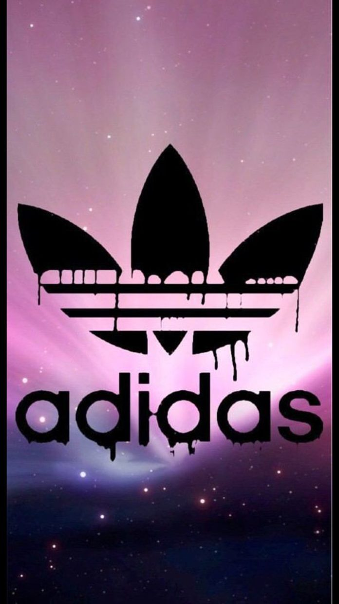 Adidas // Fond d'ecran // Iphone Wallpaper // Tendance // Logo // Fashion