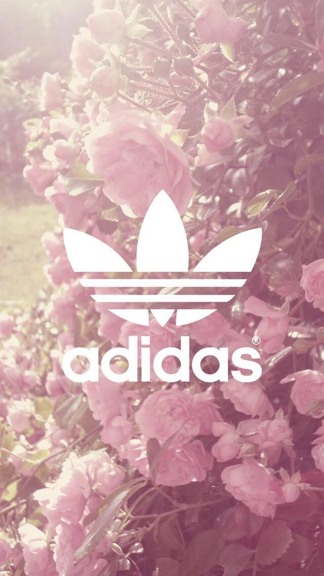 Adidas // Fond d'ecran // Iphone Wallpaper // Tendance // Logo // Fashion Fl...