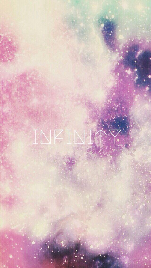 Fond du0027cran galaxy iphone infinity rose et