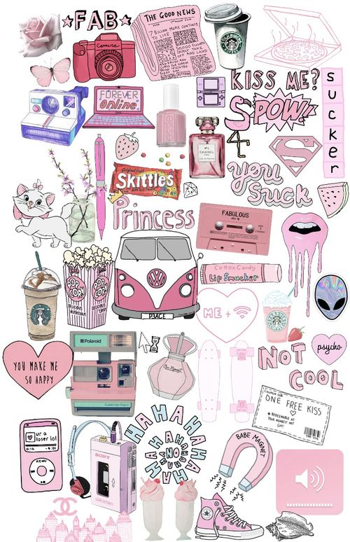 Image shared by Élisabeth-O. Find images and videos about pink, tumblr and art ...