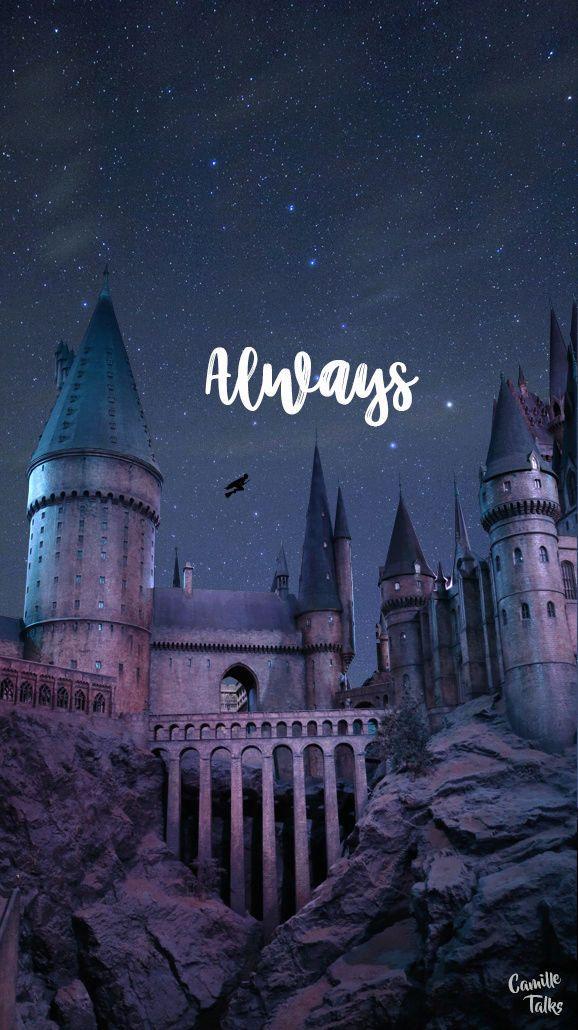 Bedroom Wallpaper Harry Potter