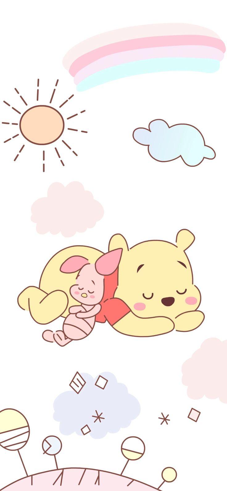 Phone Celular Wallpaper Winnie Pooh
