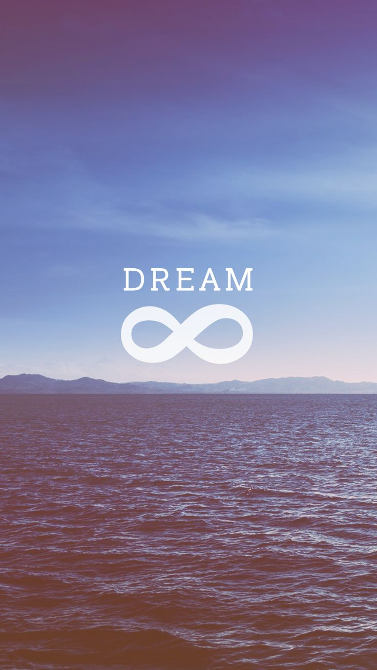 Phone Celular Wallpaper Dream Infinity Ocean Open Waters Iphone