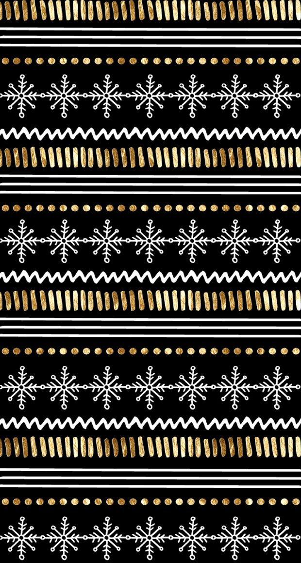 Snowflake Phone Wallpapers