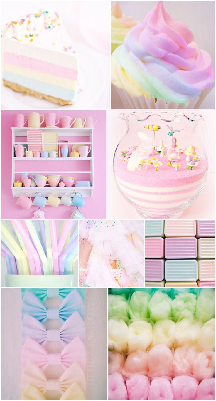 Wallpaper Pastel Rainbow Background IPhone Pretty Candy