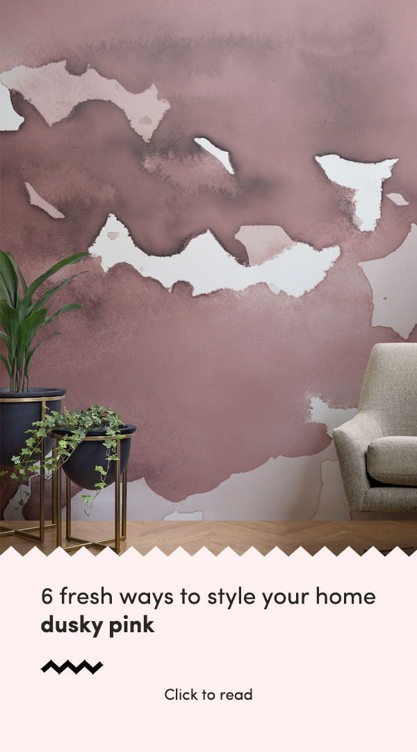 Pink home decor is currently one of the hottest trends in interiors, and it's ...