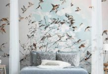 Ornament Wall Mural by Tamara Piilola | FEATHR™️