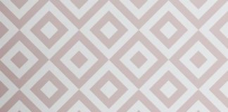 Transform your space with the bold and stylish Dusky Pink Geometric Wallpaper Mu...