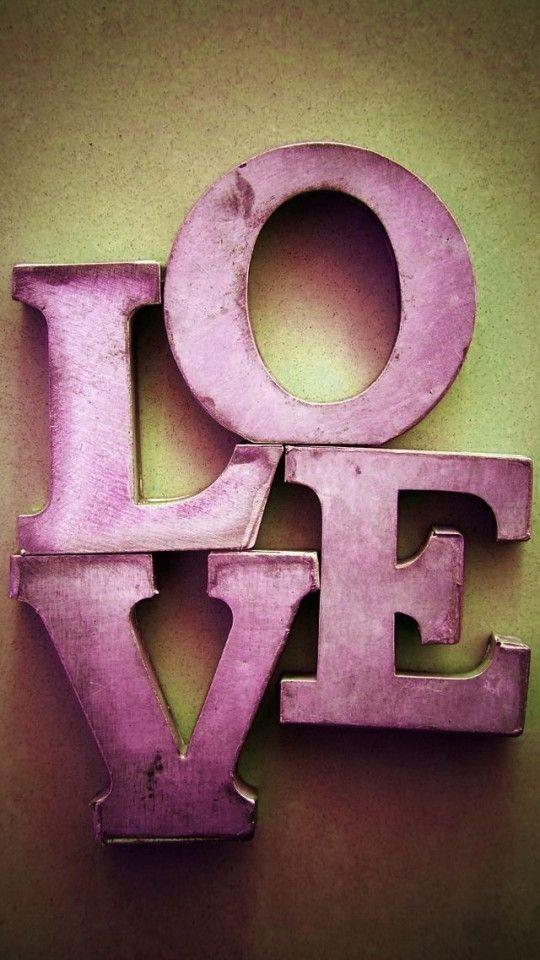 3D Pink Love