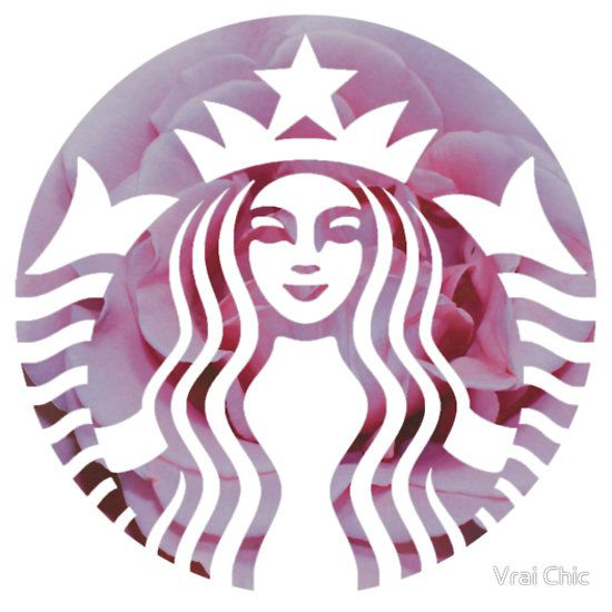Phone Celular Wallpaper Starbucks Mermaid Pink Petals