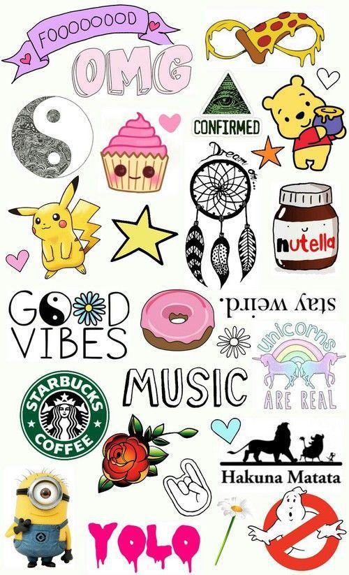 Phone Celular Wallpaper Food Emoji
