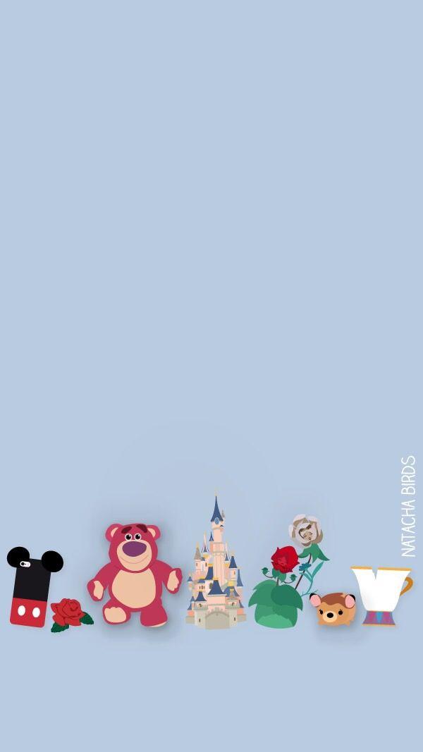 Disney Girl IPhone Wallpaper Theme