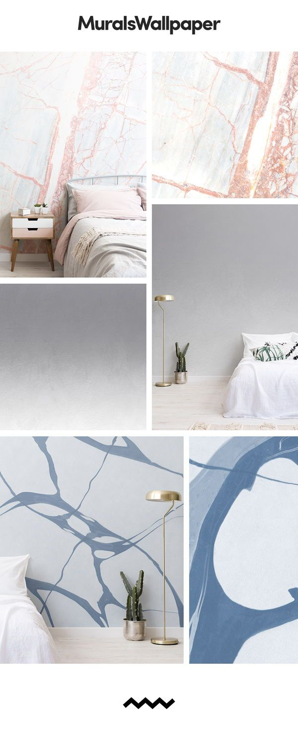 Create a clean and modern girls bedroom with simple girls bedroom wallpaper and ...
